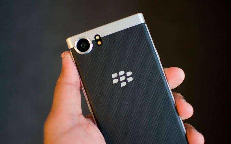Дизайн BlackBerry KeyOne
