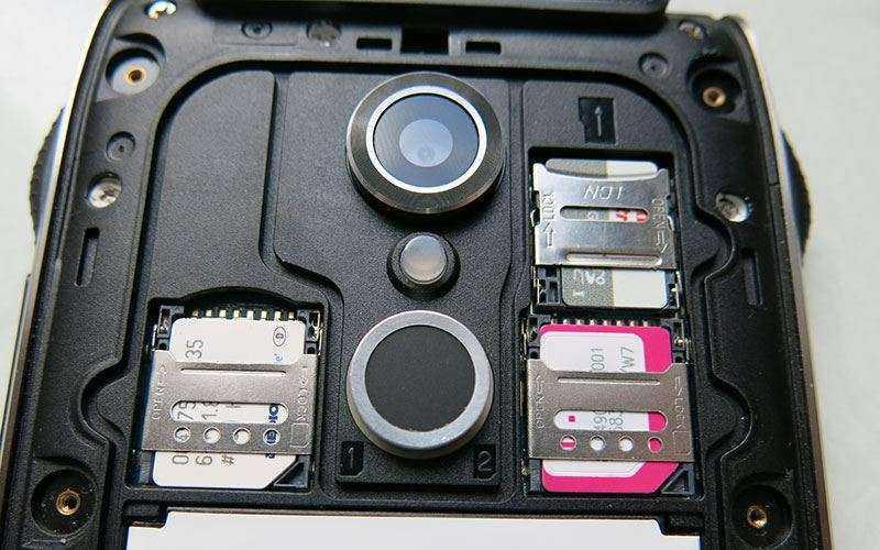 Камера HomTom HT20