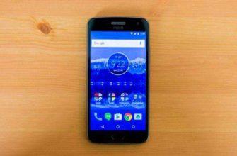 Обзор Moto G5 Plus – Смартфон от известного бренда без излишеств