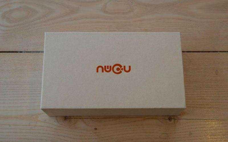 Nomu S20 в коробке