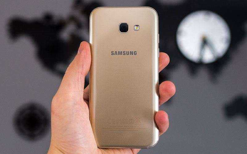 Камера Samsung Galaxy A5 2017