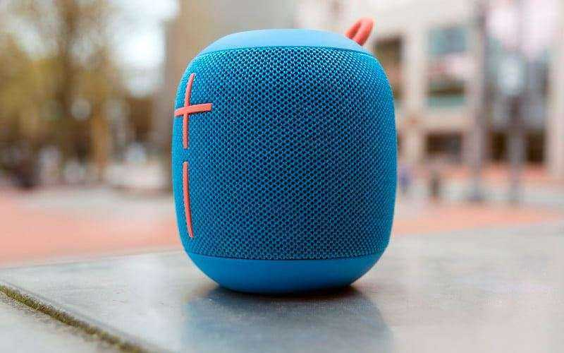 Bluetooth-динамик Ultimate Ears Wonderboom — Отзывы
