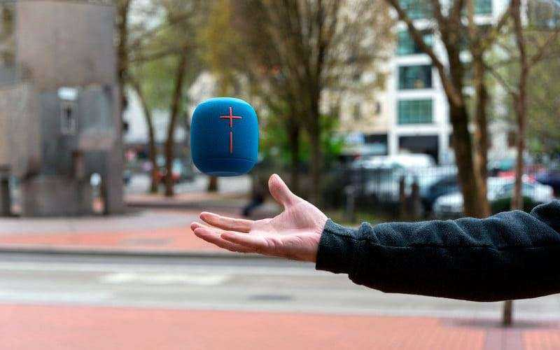 Обзор Ultimate Ears Wonderboom — Водонепроницаемый, Bluetooth-динамик