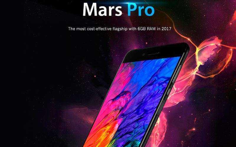 Новый смартфон Vernee Mars Pro — Самый выгодный китайский флагман 2017 года