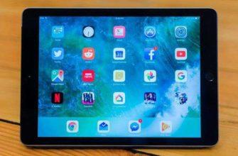 Обзор Apple iPad 9,7 (2017) – Убийца планшетов на ОС Android