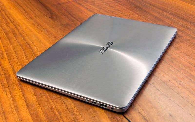 Дизайн Zenbook UX330UA