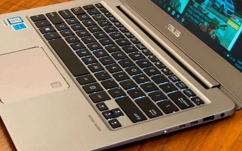 Клавиатура Zenbook UX330UA