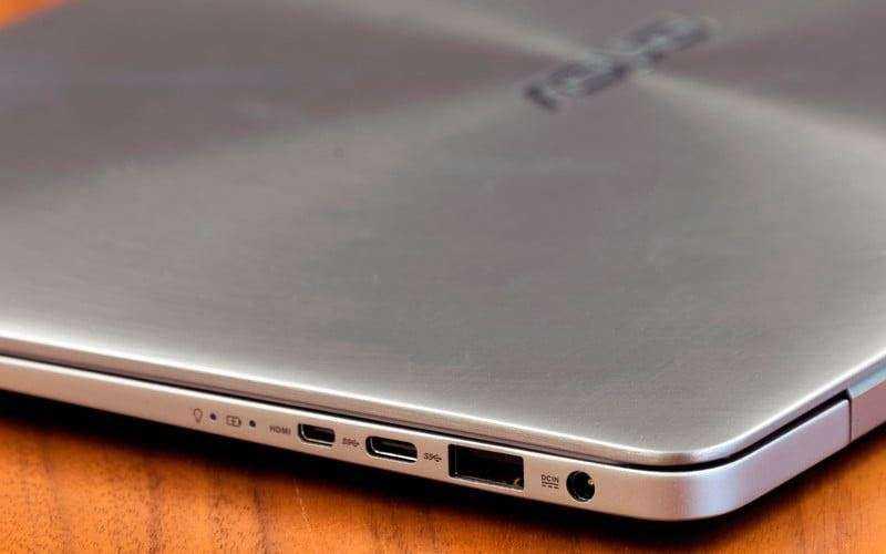 Порты Zenbook UX330UA