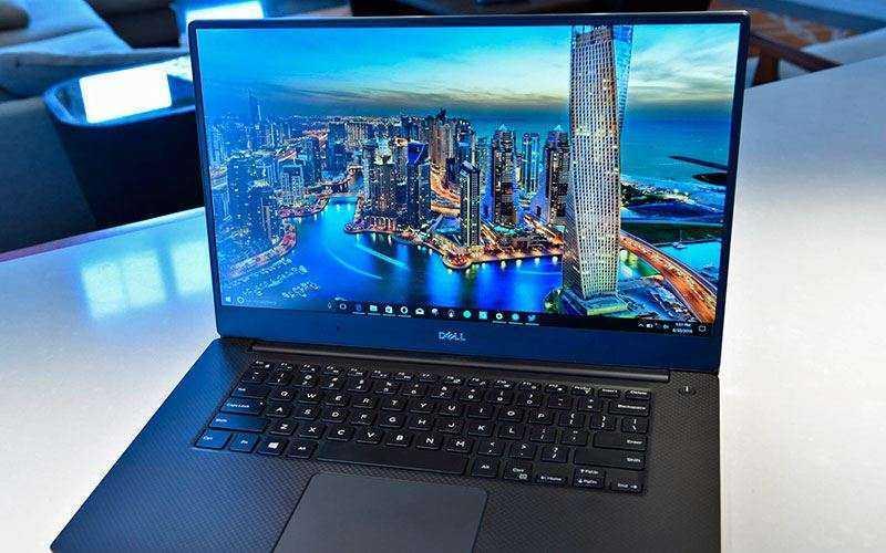 Тест Dell XPS 15 9560