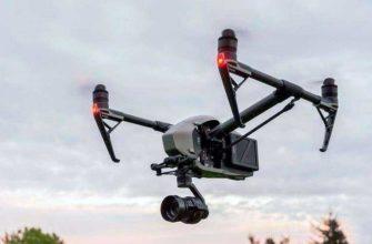 Обзор DJI Inspire 2 - Квадракоптер для профессиональной съёмки