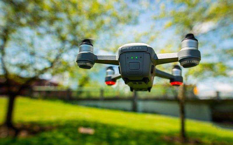 DJI Spark – Обзор дрона имеющего больше возможностей, чем швейцарский нож