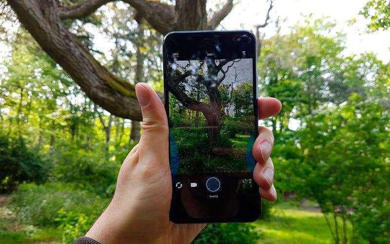 Лучшая камера HTC U11