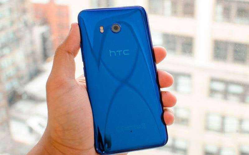 HTC U11 отзывы