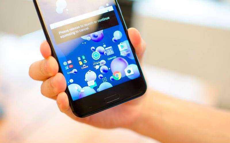 Смартфон HTC U11 - Отзывы