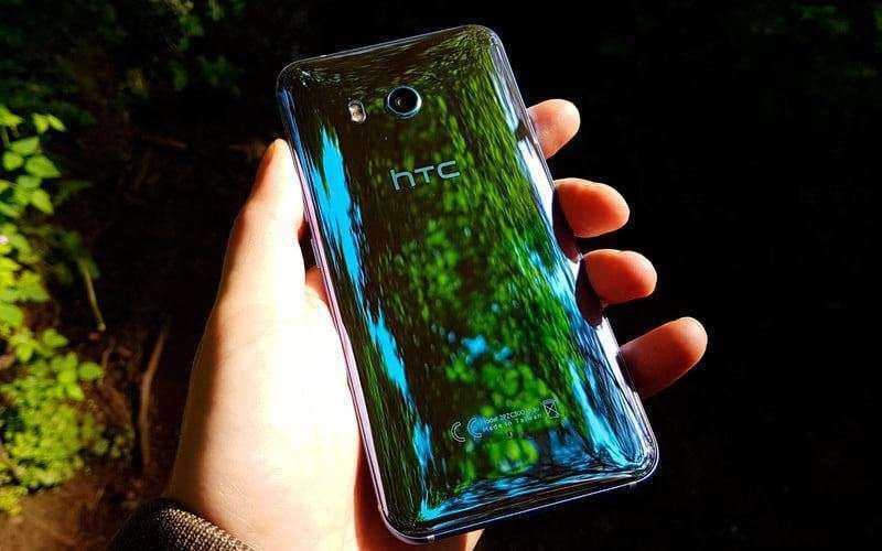 Производительность HTC U11