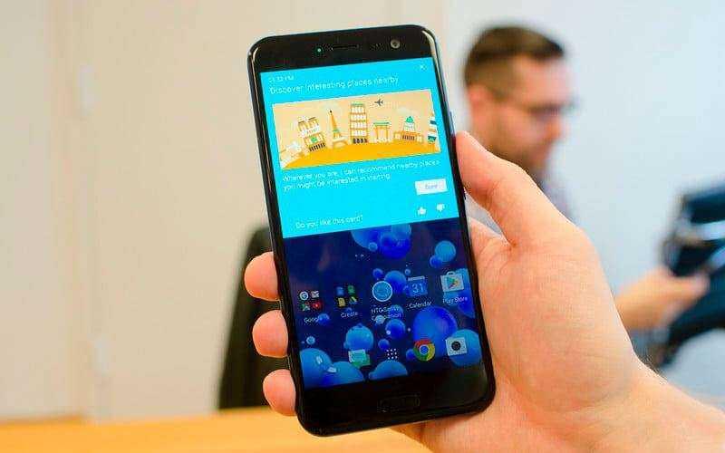 Обзор HTC U11 – Флагмана с хорошей производительностью и дизайном