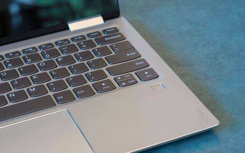 Тест Lenovo Yoga 720 13