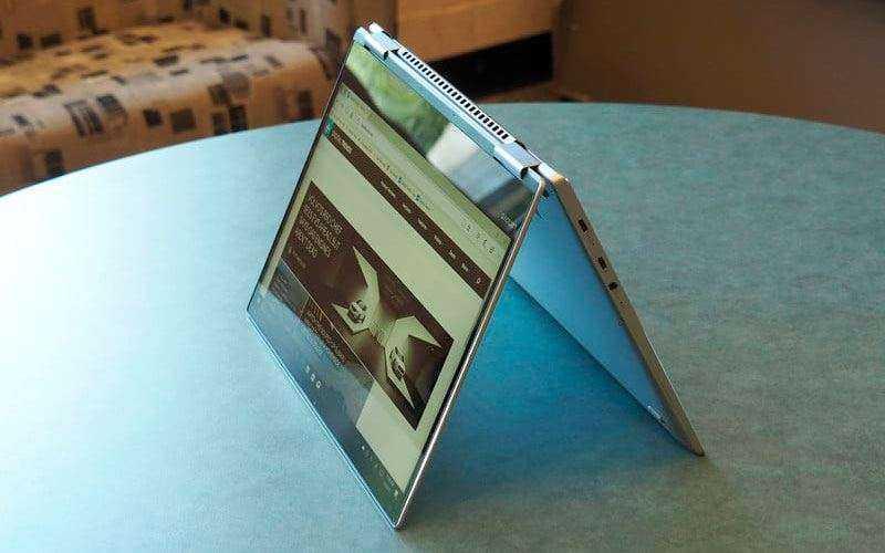 Тансформербук Lenovo Yoga 720 13 - Отзывы