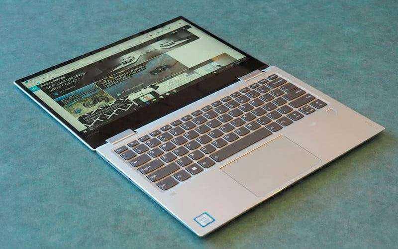 Качество и дизайн Lenovo Yoga 720 13