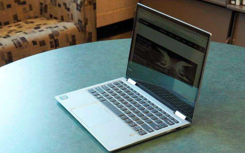 Обзор Lenovo Yoga 720 13 — Производительный и удобный ноутбук