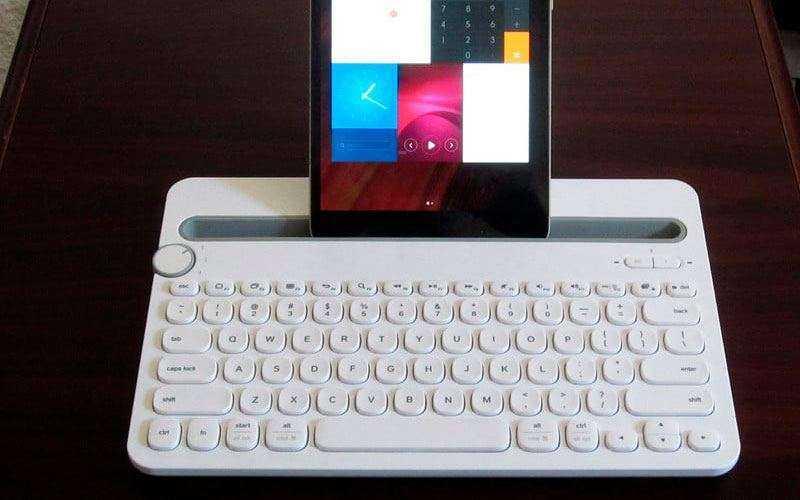 Обзор Logitech K480 – Клавиатуры работающей с несколькими устройствами