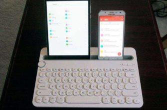 Обзор Logitech K480 – Клавиатура работающая с несколькими гаджетами