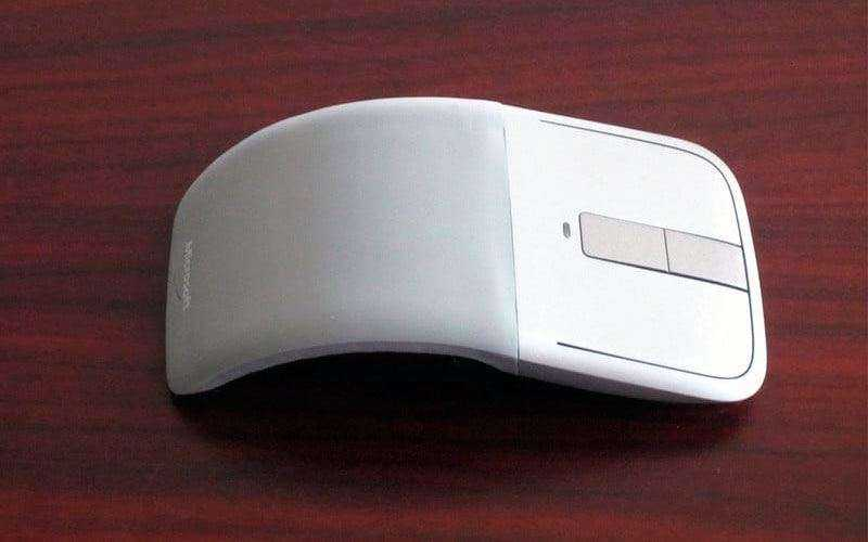 Обзор Microsoft Arch Touch Bluetooth Mouse