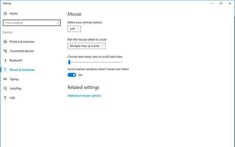 Microsoft Arch Touch Bluetooth Mouse