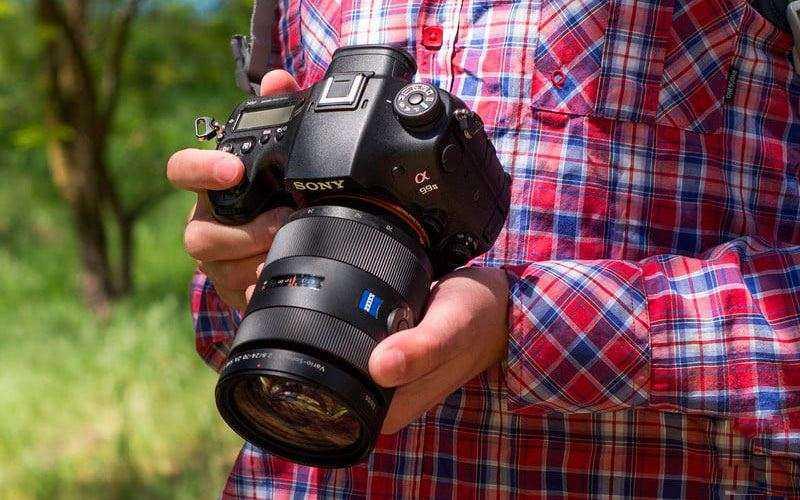 Фотоаппарат Sony a99 Mark II – Обзор камеры с высоким разрешением и быстрой съёмкой