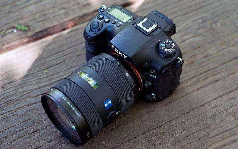 Фотокамера Sony A99 Mark II - Отзывы