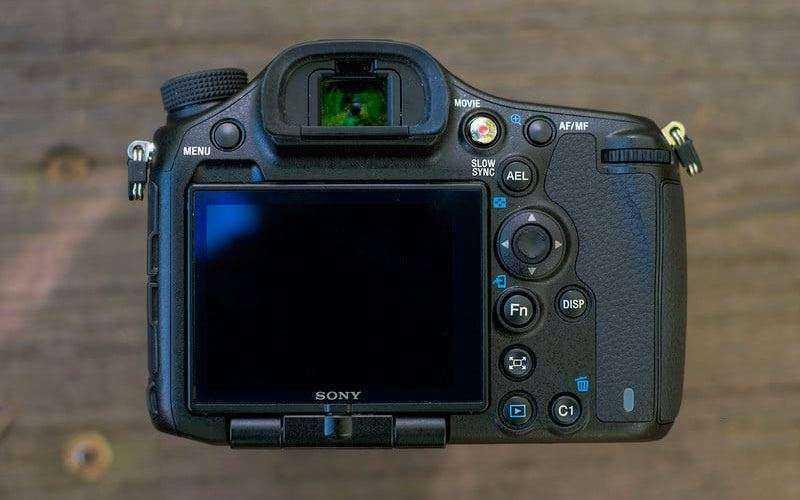 Sony A99 Mark II качество съемки