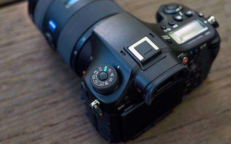 Производительность Sony A99 Mark II