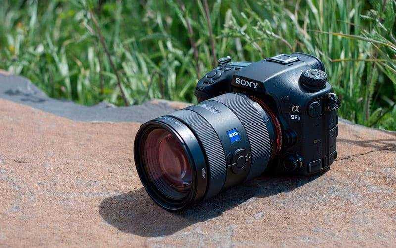 Дизайн и удобство Sony A99 Mark II