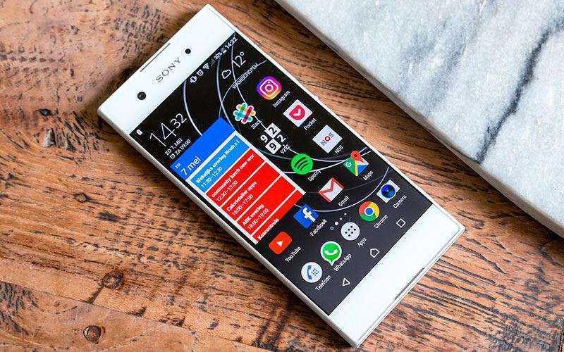 Телефон Sony Xperia XA1 — Отзывы