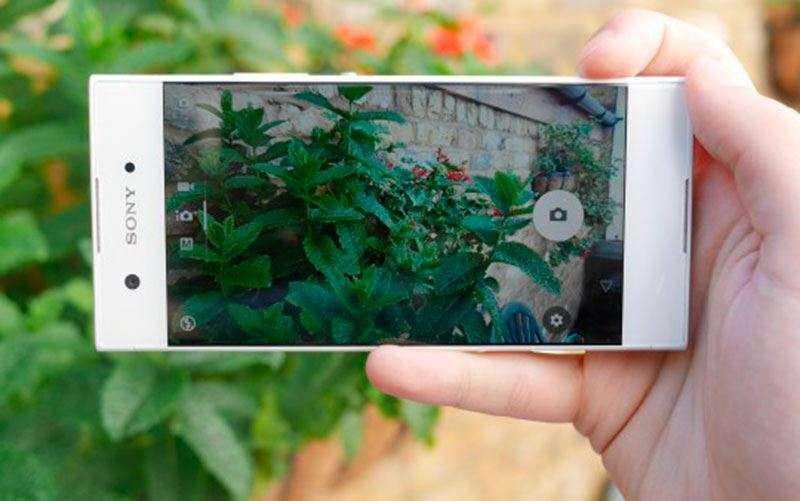 Камера Sony Xperia XA1