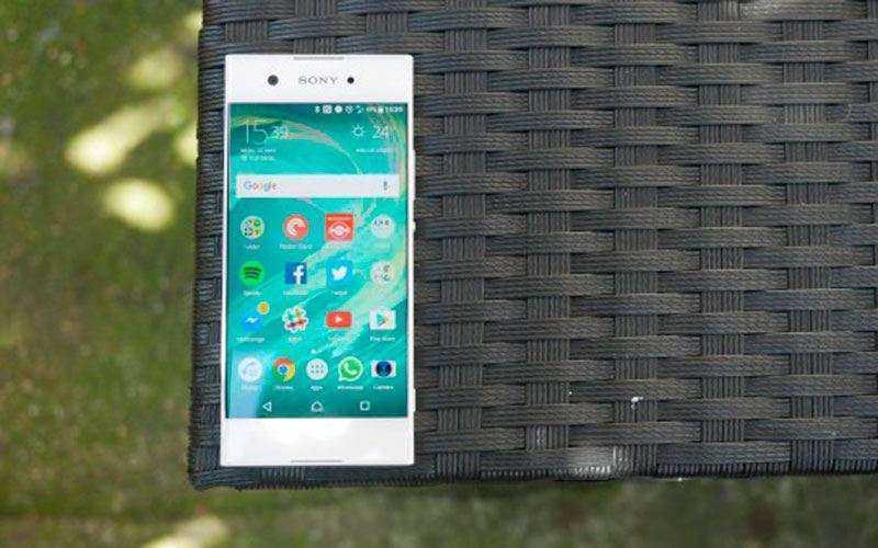 Обзор Sony Xperia XA1 – Производительный смартфон с угловатым дизайном