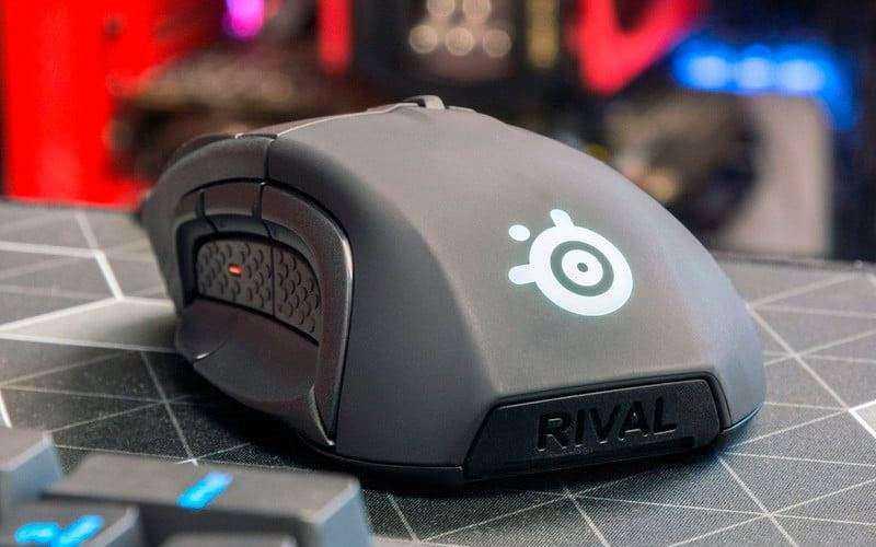 Steelseries Rival 500 – Обзор игровой компьютерной мыши для ММО с уникальными функциями