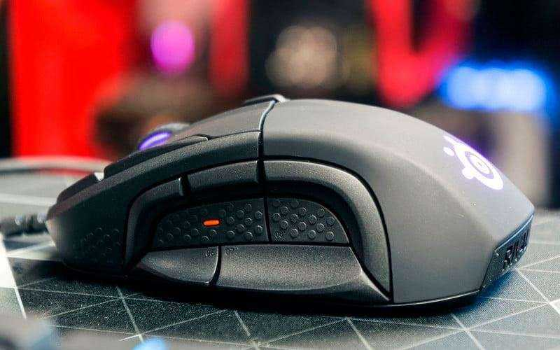 Геймерская компьютерная мышь Steelseries Rival 500 - Отзывы