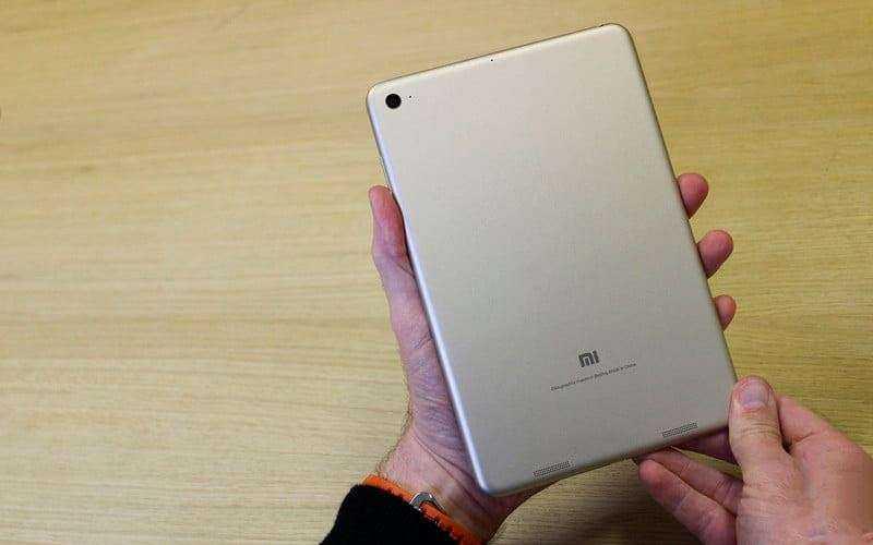 Обзор Xiaomi Mi Pad 3