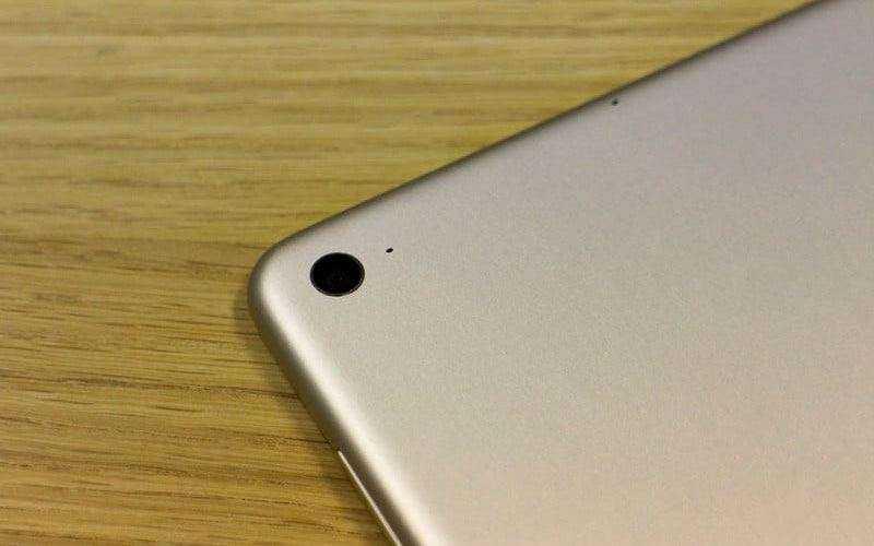 Камера Xiaomi Mi Pad 3