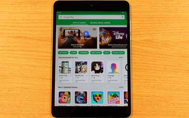 Качественный планшет Xiaomi Mi Pad 3 - Отзывы