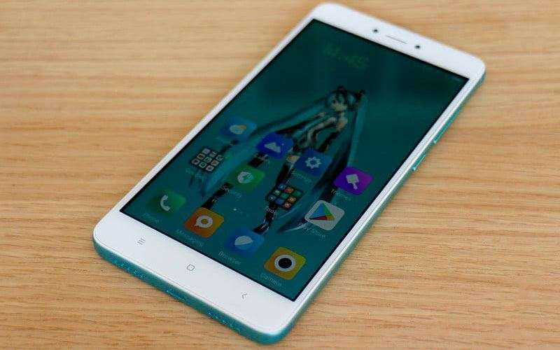Xiaomi Redmi Note 4X отзывы