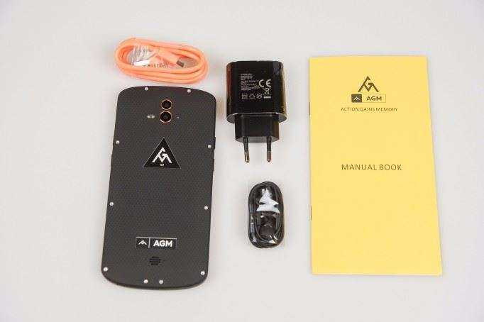 Защищённый телефон AGM X1 — Отзывы