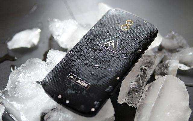 Обзор AGM X1 — Защищённый смартфон где есть всё необходимое