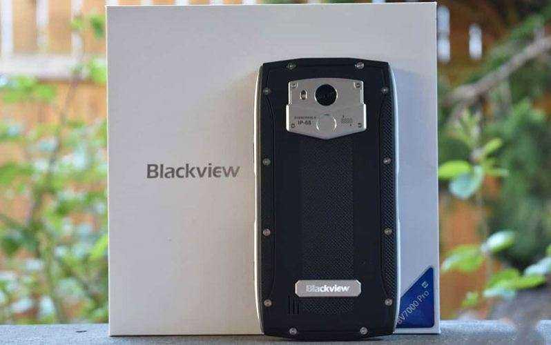 Защищённый телефон Blackview BV7000 Pro — Отзывы
