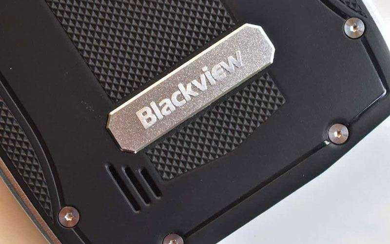 Дизайн Blackview BV7000 Pro и качество сборки