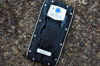 Обзор Blackview BV7000 Pro: тонкий и прочный китайский смартфон