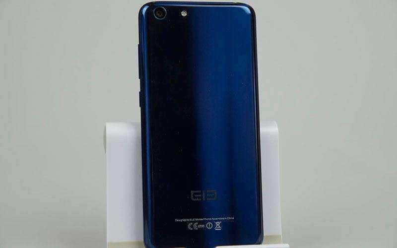 Обзор Elephone S7 Mini: недорогой и красивый смартфон с изогнутым экраном
