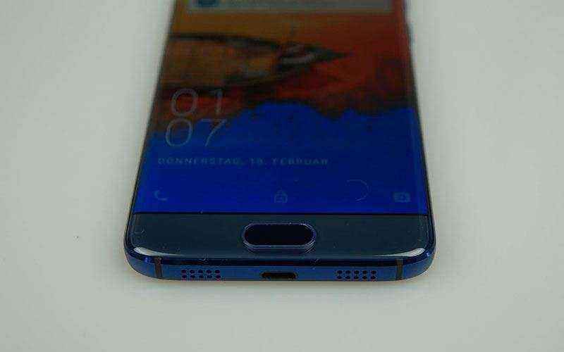 Дизайн Elephone S7 Mini и качество сборки