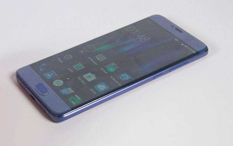 Экран Elephone S7 Mini